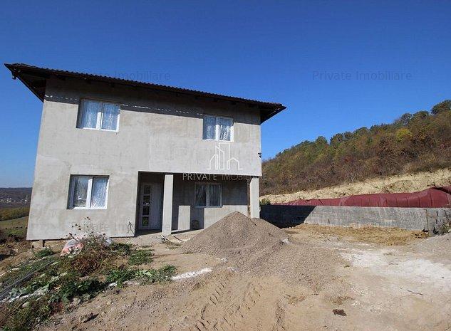 Casa Noua  In Corunca, Mures, 175 mp - imaginea 1
