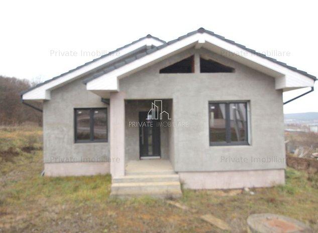 Casa, Un Singur Nivel, 110 Mp, Corunca, Mures - imaginea 1