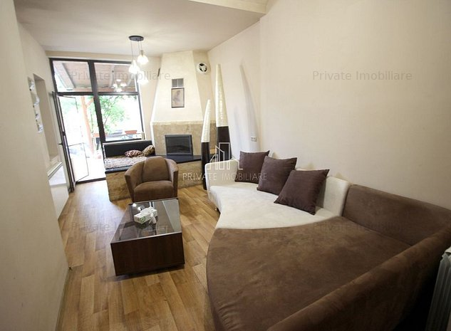 Casa Moderna , 532 Mp , Zona Semicentrala - imaginea 1