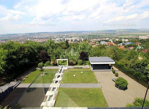 Proprietate De Lux De Vanzare,Zona Platou Cornesti,Tg. Mures - imaginea 1