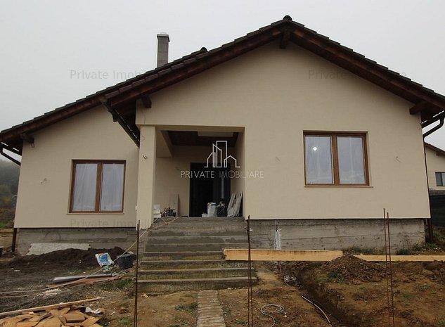 Casa Moderna 115 Mp La Cheie De Vanzare In Corunca, Zona Boema - imaginea 1