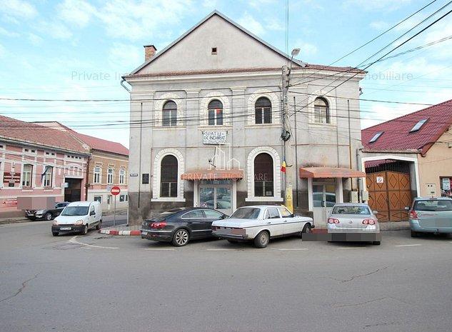 Spatiu Comercial 300 Mp De Inchiriat, Zona Centrala, Reghin - imaginea 1