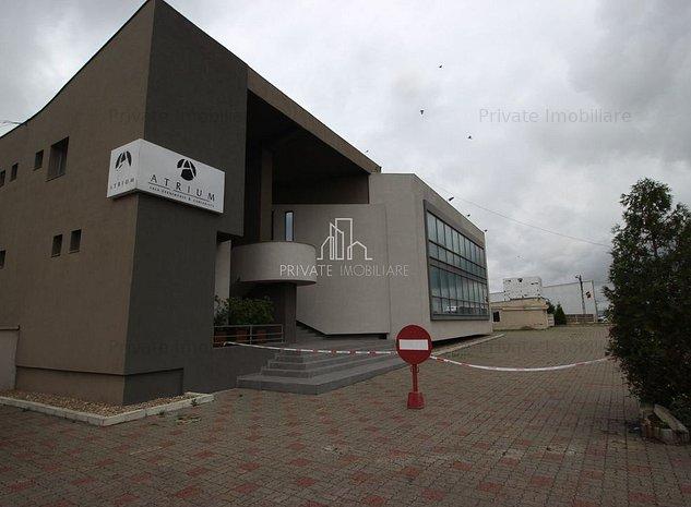 Spatiu De Birouri 650 Mp De Inchiriat,Str Principala,Ungheni - imaginea 1