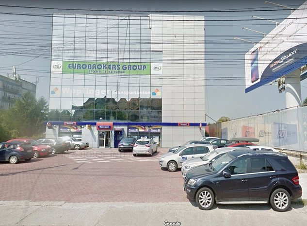 Cladire de birouri si spatii comerciale P+4E, stradal la DN1 - imaginea 1