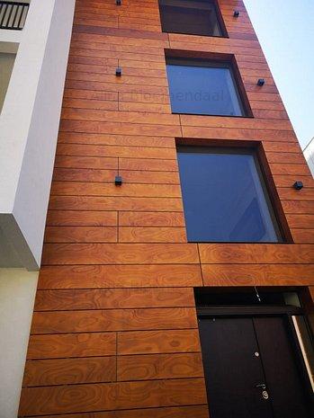 Apartament 2 camere spatios mobilat lux de inchiriat zona Pipera - imaginea 1