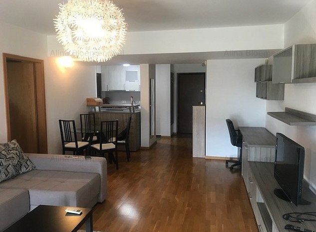Apartament 2 camere de inchiriat in complex Greenlake - imaginea 1