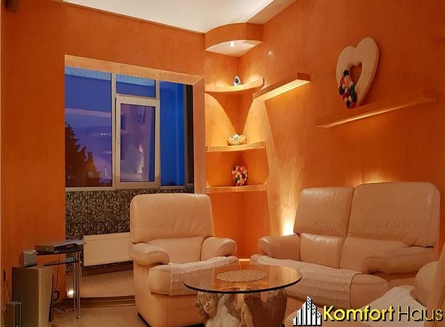 Apartament LUX 3 camere Carpati - imaginea 1