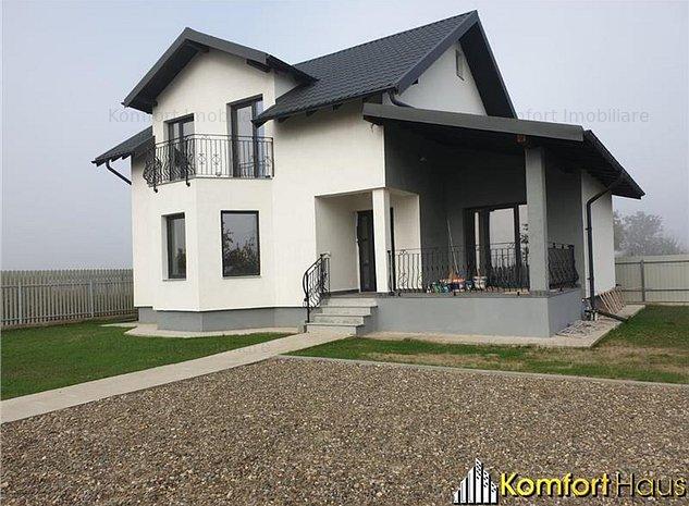Casa P+1 in Lilieci - imaginea 1