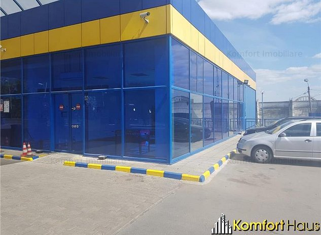 Spatiu comercial zona Tic - Tac - imaginea 1