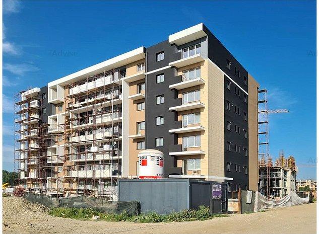 STONE PARK, Apartament 4 Camere , PREDARE Septembrie 2021 - imaginea 1