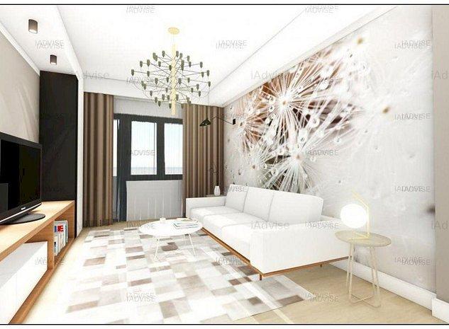 STONE PARK, Apartament 2 Camere, TIP 2, PREDARE IUNIE 2020 - imaginea 1
