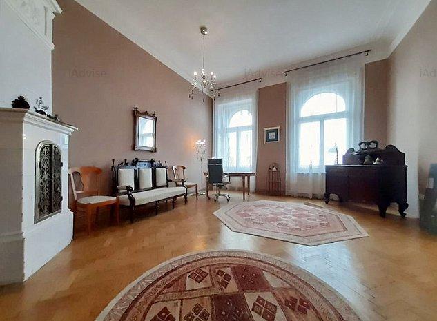 Apartament 3 Camere Ultracentral - Arhitectura Deosebita - imaginea 1