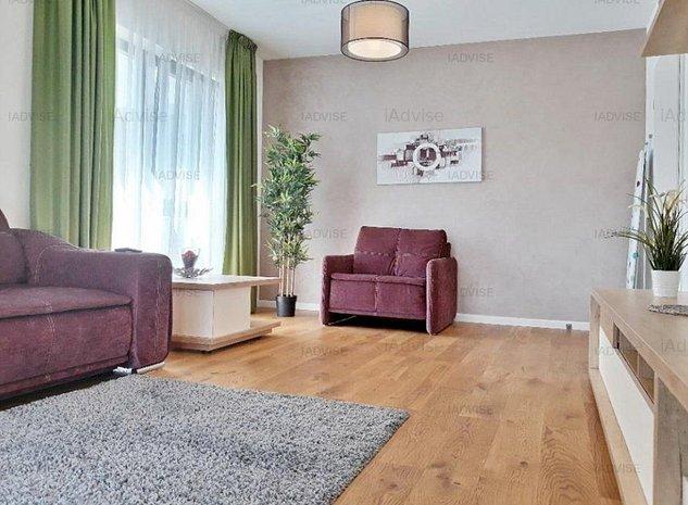 Apartament 2 Camere Inchiriere - Zona Centrala, Finisaje Premium - imaginea 1