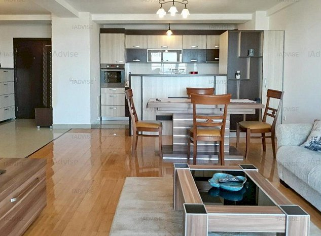 Apartament Modern, Imobil Nou - Mobilat si Utilat - imaginea 1