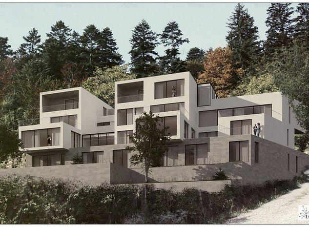Apartament superb cu trei nivele si terase generoase - imaginea 1