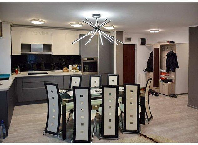 Apartament 3 Camere, Segment Premium, Mobilat, Utilat, Zona Vlahuta - imaginea 1