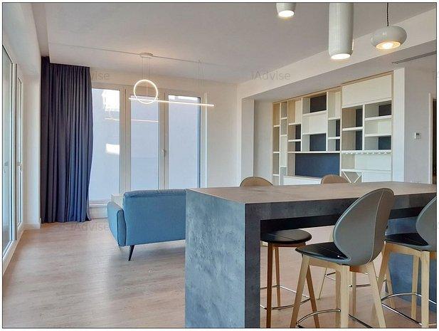 Apartament 3 Camere Inchiriere, Finisaje Premium, Imobil Nou - imaginea 1