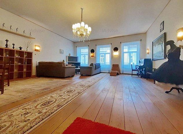 Apartament Inchiriere in Vila, cu Design Deosebit - imaginea 1