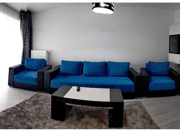 Apartament 2 Camere zona Avantgarden Coresi - imaginea 1