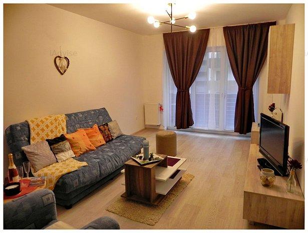 Apartament 2 Camere Avantgarden 4 Bartolomeu - imaginea 1