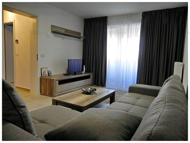 Apartament 2 Camere de Inchiriat Avantgarden Coresi - imaginea 1