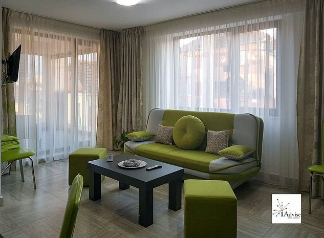 Apartament cu 3 camere de inchiriat in zona Centrul Civic - imaginea 1