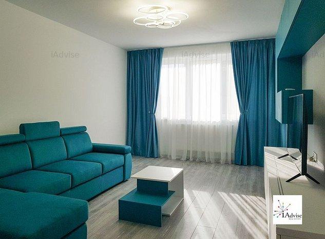 Prima Inchiriere, 2 camere, Design Deosebit - imaginea 1