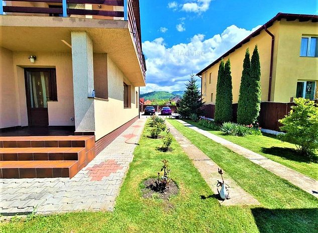 Casa Amenajare Deosebita, Strada Asfaltata Cristian - imaginea 1