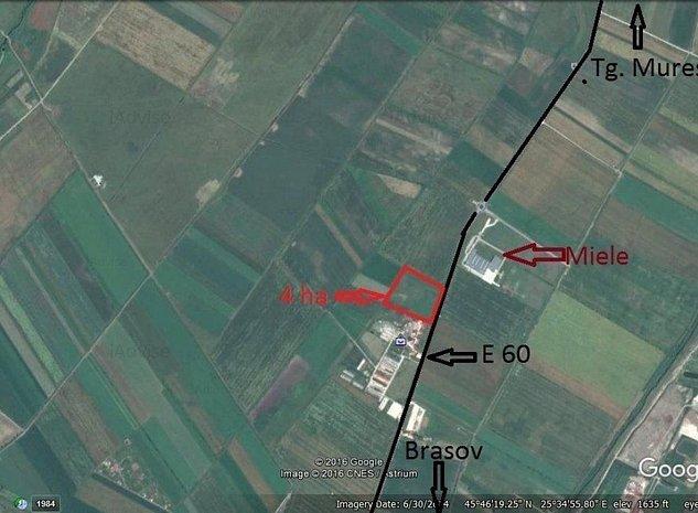 Teren Industrial, Logistica - imaginea 1