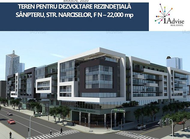 Oportunitate investitie imobiliara /Dezvoltare rezidentiala - imaginea 1