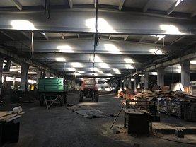 Închiriere spaţiu industrial în Codlea, Central