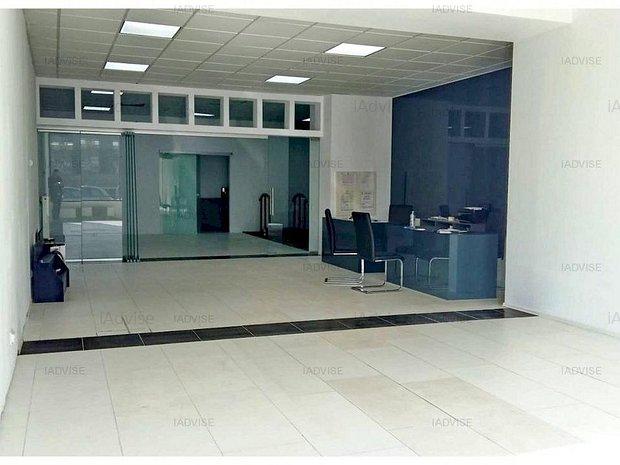 Spatiu comercial/ Showroom - 120 mp - imaginea 1