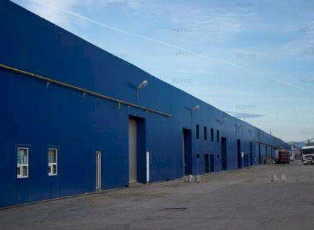 Spatiu industrial/hala depozitare, productie, logistic - imaginea 1
