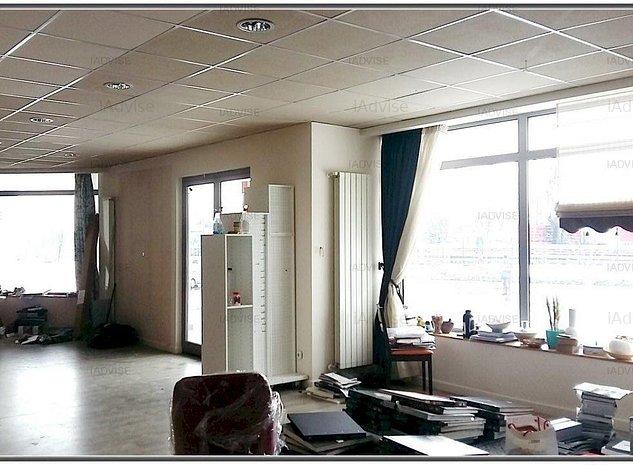 Spatiu comercial - 120 mp pretabil Showroom - imaginea 1