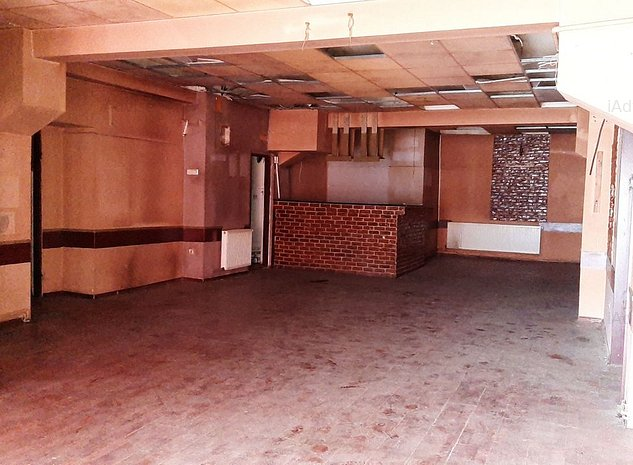Spatiu comercial / Restaurant - 1000 mp - imaginea 1