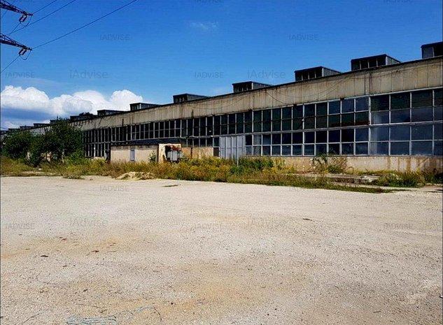 Hala productie sau depozitare zona industriala Coresi - imaginea 1