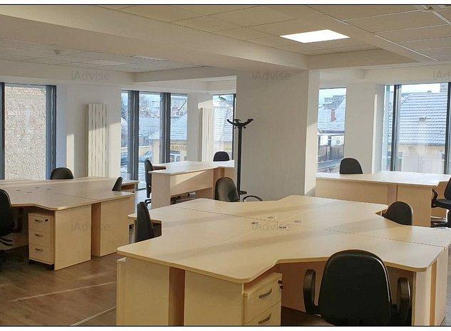 Spatiu birouri modern - imaginea 1