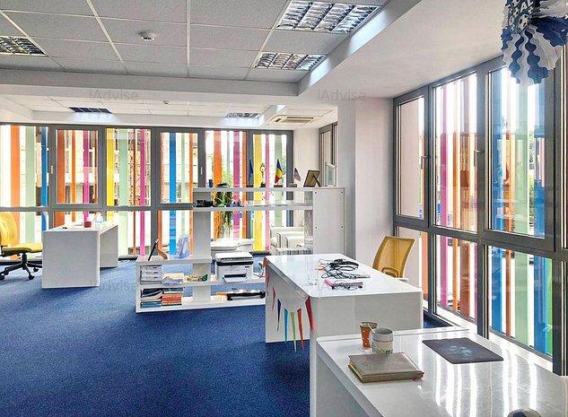 Spatiu de birouri in cladire repreentativa - Centrul Civic - imaginea 1