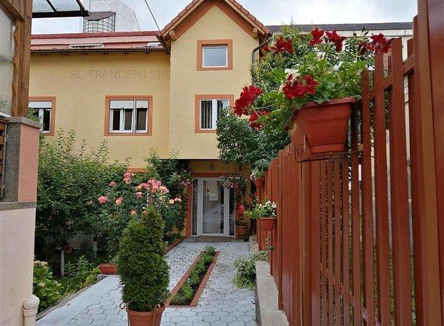 Apartament nou la vila, zona Calea Dumbravii - imaginea 1
