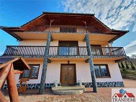 Casa de vânzare 7 camere, în Hamba, zona Central