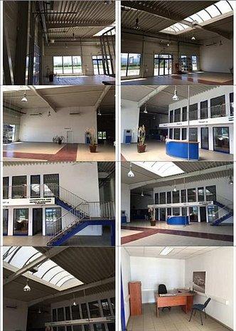 Spatiu showroom/birouri/depozitare zona Aeroport - imaginea 1