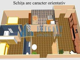 Apartament de vânzare sau de închiriat 3 camere, în Craiova, zona Craiovita Noua