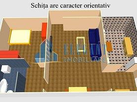 Apartament de închiriat 2 camere, în Craiova, zona Craioviţa Nouă