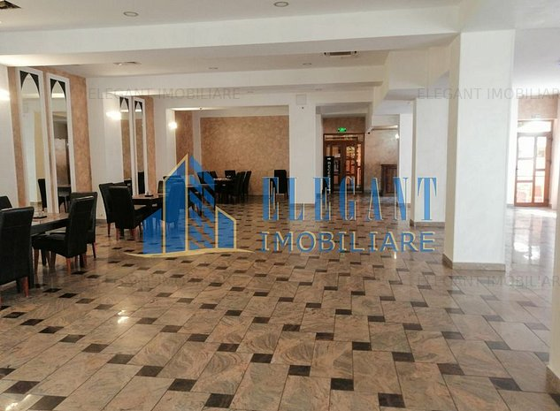 Hotel, zona centrala, 22 camere, 1300 mp utili, teren 707 mp - imaginea 1