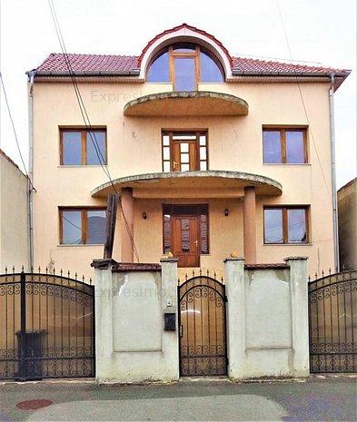 Chirie IOSIA Vila 5 camere cu centrala GAZ zona linistita - imaginea 1