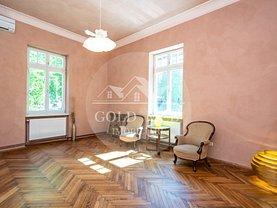 Casa de închiriat 11 camere, în Bucuresti, zona Parcul Carol
