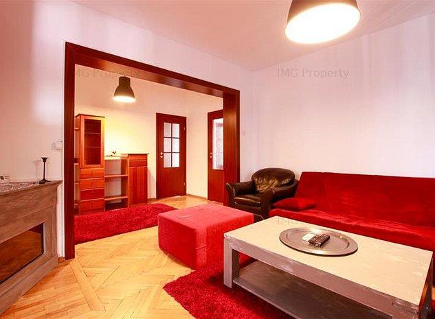 Apartament 3 camere Gara de Nord Titulescu - imaginea 1