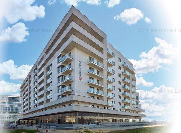 Apartamente 1,2,3 camere, finisaje premium, Torontalului. - imaginea 1