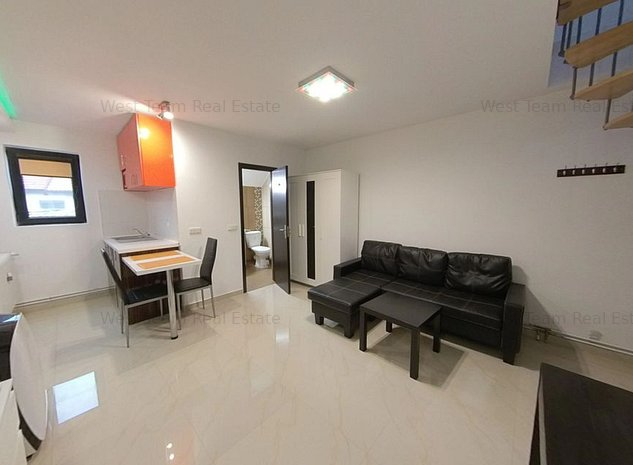 Apartament 2 camere pe 2 niveluri, Circumvalatiuni. - imaginea 1