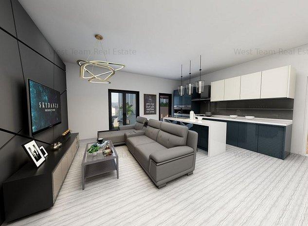 Apartament 3 camere+tersa 35 mp, Torontalului. - imaginea 1